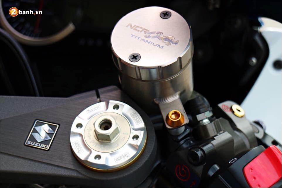 Suzuki GSXR1000 do day me hoac cung loat Option tinh te - 8