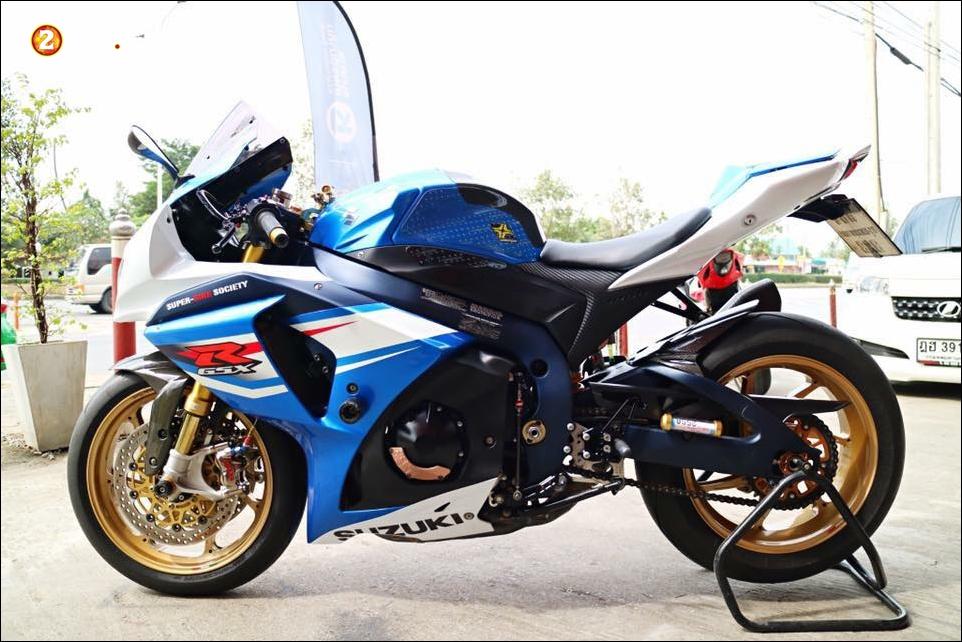 Suzuki GSXR1000 do day me hoac cung loat Option tinh te - 22