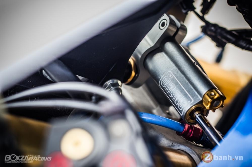 Suzuki GSXR1000 sieu pham do full hieu nang trong phien ban Dragster - 9