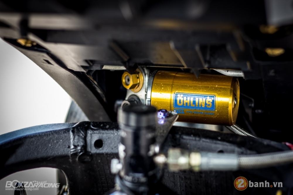 Suzuki GSXR1000 sieu pham do full hieu nang trong phien ban Dragster - 13