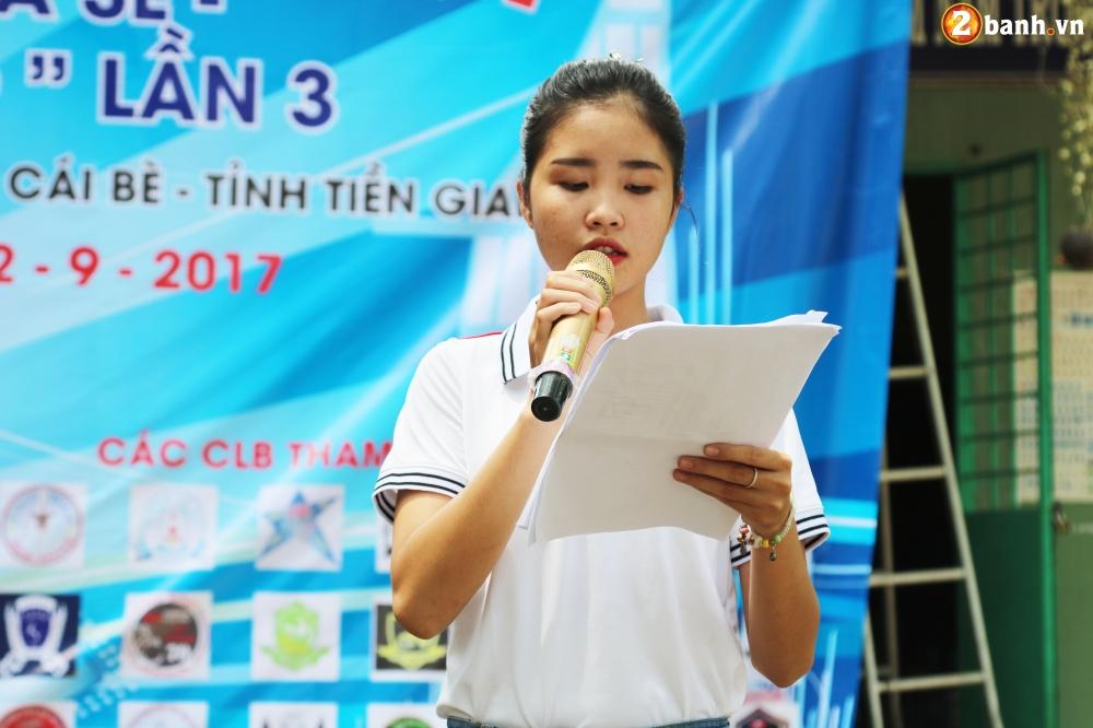 Team Exciter Volunteer HCM Dam me chia se trao yeu thuong lan III - 15