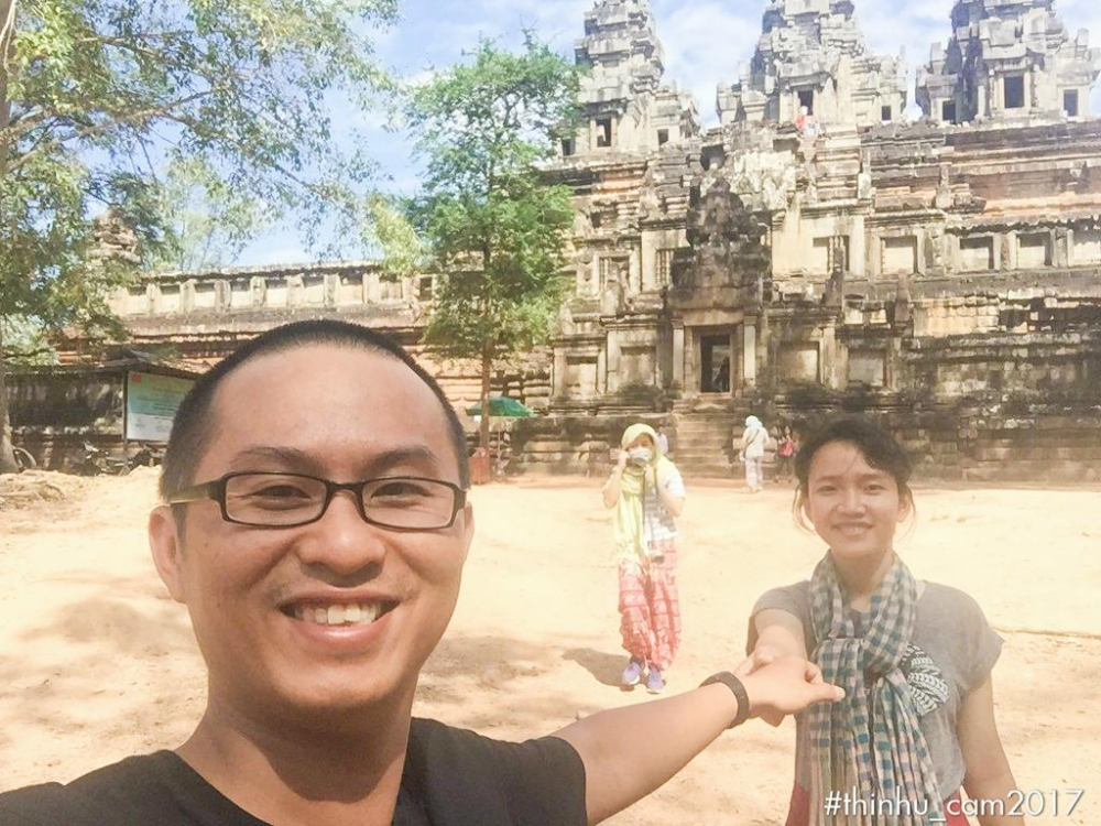 Theo chan vo chong son kham pha CAMPUCHIA - 45