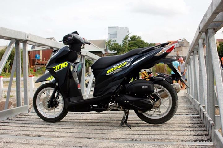 Vario 150 do an tuong mang phong cach thoi thuong - 5