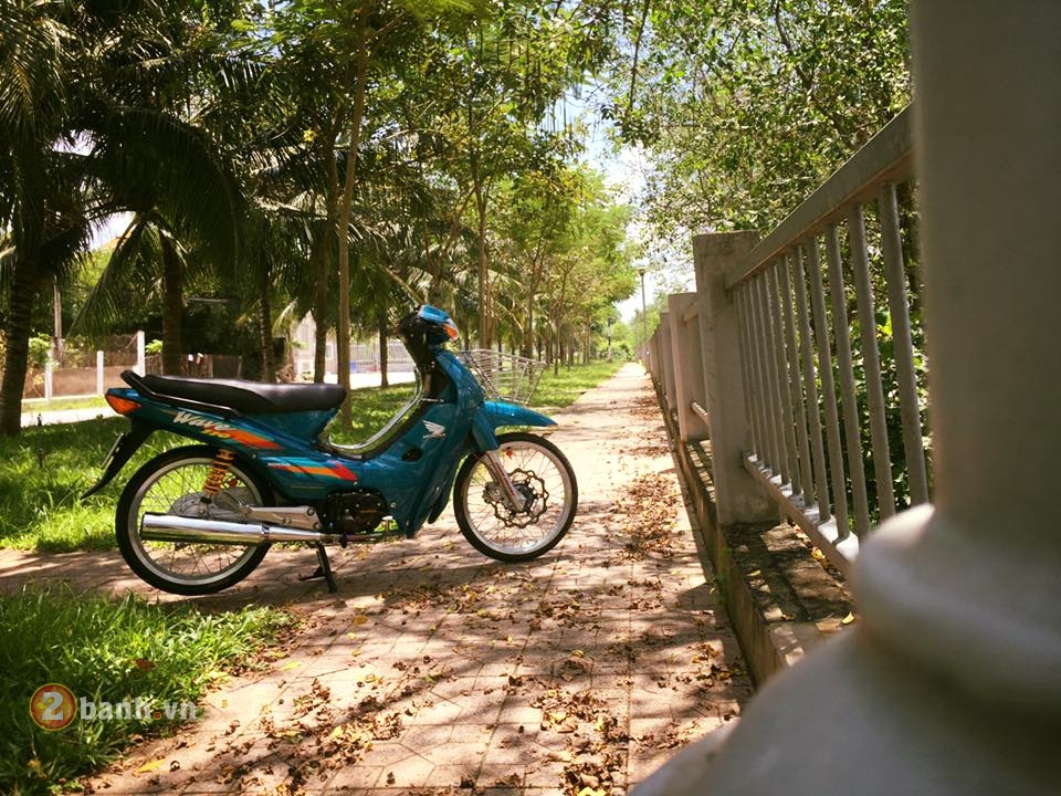 Wave 110 do dam chat thuong gia cua mot hoang gia thuoc biker mien Tay - 8