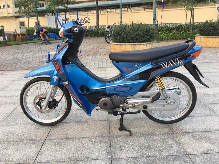 Wave Alpha do nhe cuc dinh cua biker Sai Gon - 8