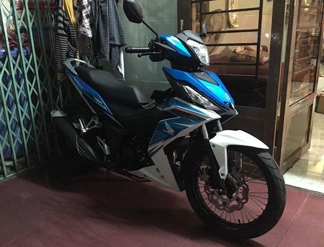 Winner 150 do an tuong voi dan chan KHUNG cua biker Viet - 3