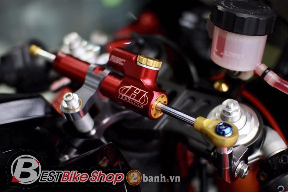 Yamaha R1 su nang cap day kieu hanh va dung manh - 5