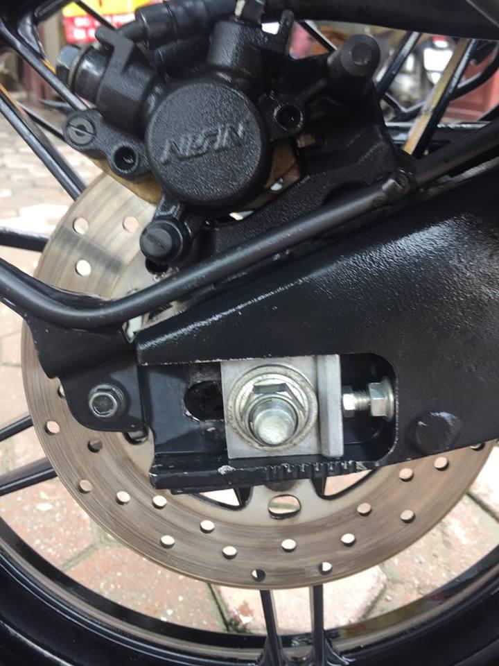 Yamaha R15 Phien ban 2014 TRANG DO - 7