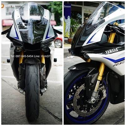 Yamaha R1M do phien ban danh cho duong dua - 4