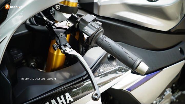 Yamaha R1M do phien ban danh cho duong dua - 6