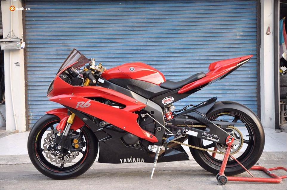 Yamaha R6 do ke nam dau phan khuc Super Six - 10