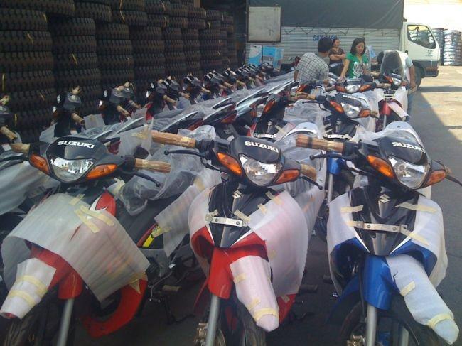 Ban Xe May HONDA SH Yamaha Exciter Suzuki Suxipo Satria LH 0905790492 ALoc