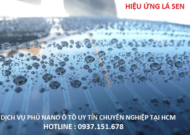 Cung cap Nano bao ve son O to Xe may Su Ceramic 9H cao cap - 5