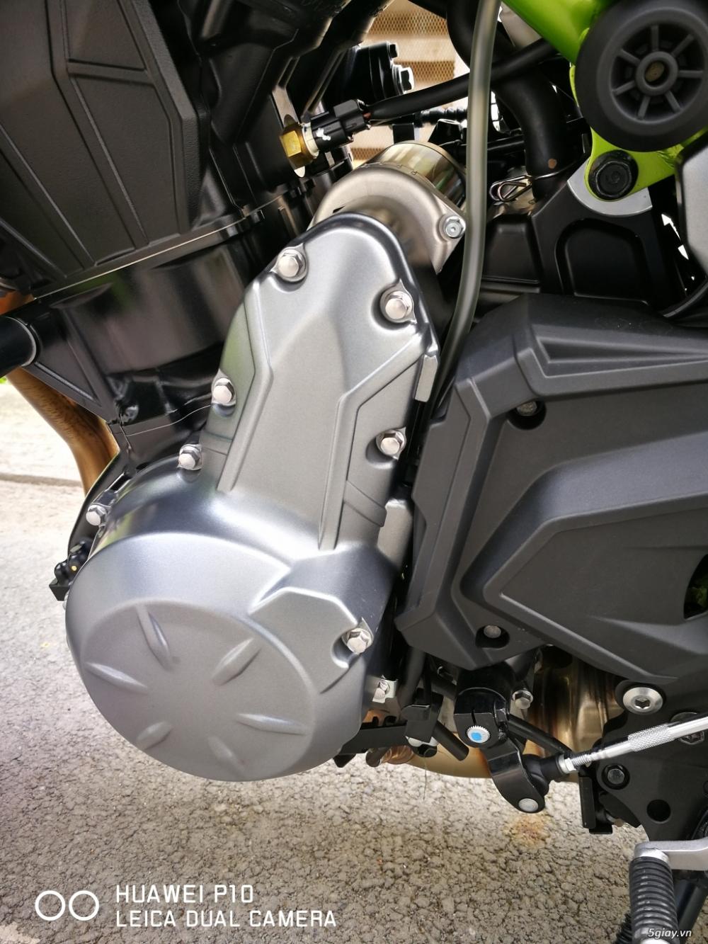 Kawasaki Z650 ABS 2017 - 9
