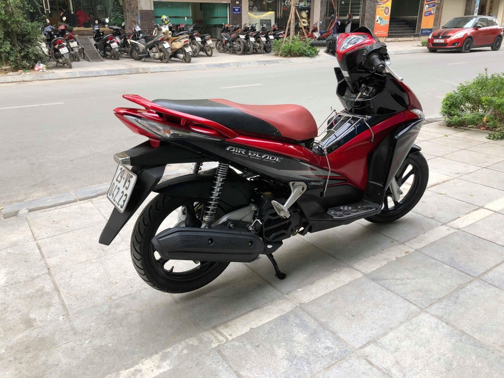 Ban Airblade Fi Sport doi 2011 29V 04223 Sport ban 245 trieu chinh chu giu gin nguyen ban - 5