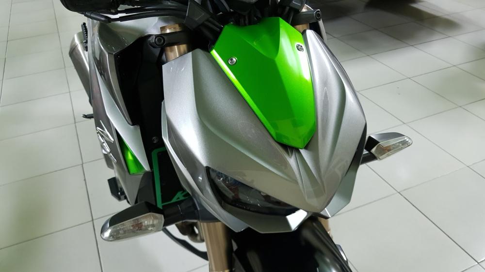 Ban Kawasaki Z1000ABSHQCNSaigon52014odo 12KLong lanh zin toan tap - 6