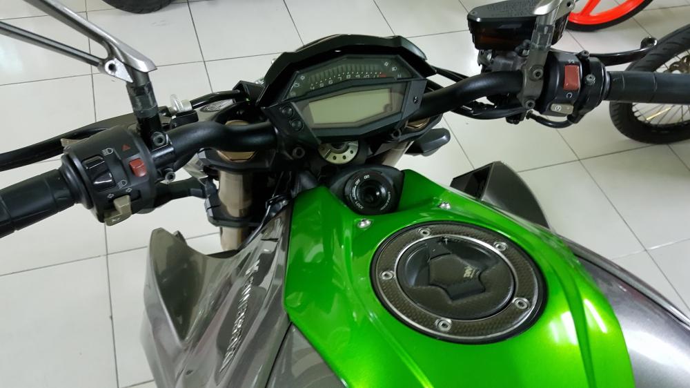 Ban Kawasaki Z1000ABSHQCNSaigon52014odo 12KLong lanh zin toan tap - 18