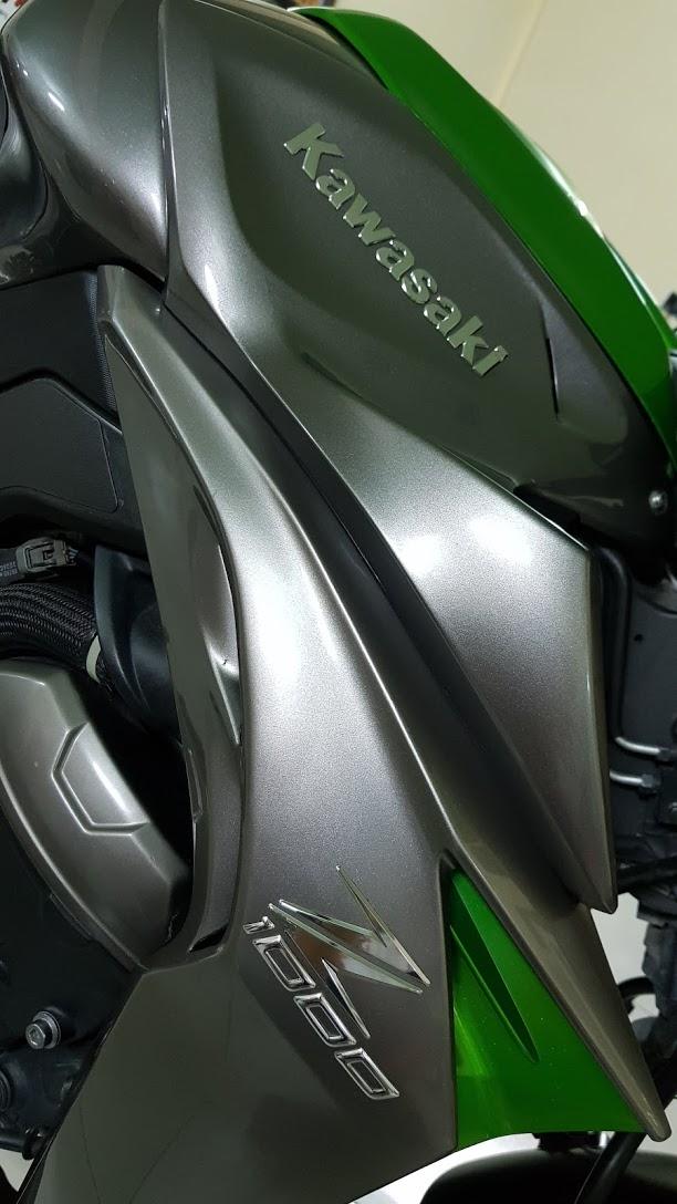 Ban Kawasaki Z1000ABSHQCNSaigon52014odo 12KLong lanh zin toan tap - 23
