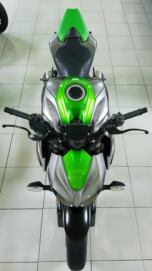 Ban Kawasaki Z1000 ABS xe HQCN bien so Saigon so dep 8 nut thang 62014