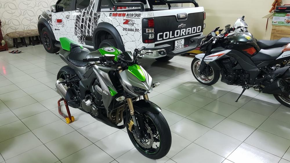 Ban Kawasaki Z1000 ABS xe HQCN bien so Saigon so dep 8 nut thang 62014 - 4