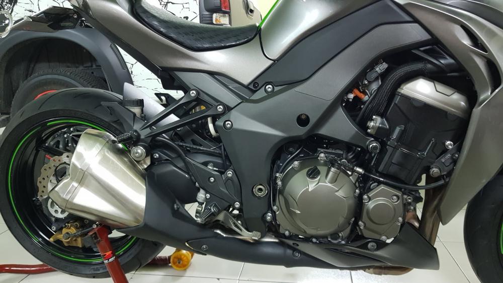 Ban Kawasaki Z1000 ABS xe HQCN bien so Saigon so dep 8 nut thang 62014 - 18