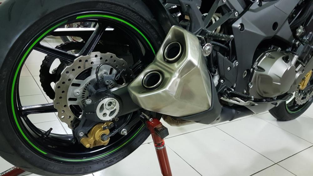 Ban Kawasaki Z1000 ABS xe HQCN bien so Saigon so dep 8 nut thang 62014 - 20