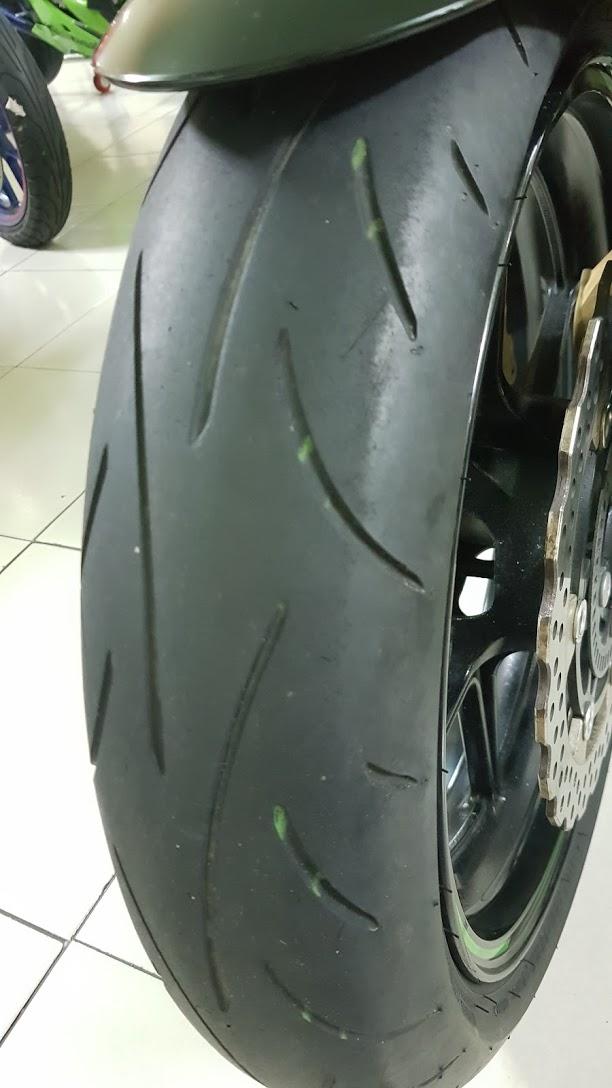 Ban Kawasaki Z1000 ABS xe HQCN bien so Saigon so dep 8 nut thang 62014 - 19
