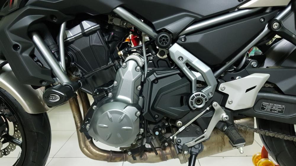 Ban Kawasaki Z65052017ABSHQCNSaigon so depodo 1k8Chinh hang con bao hanh - 5