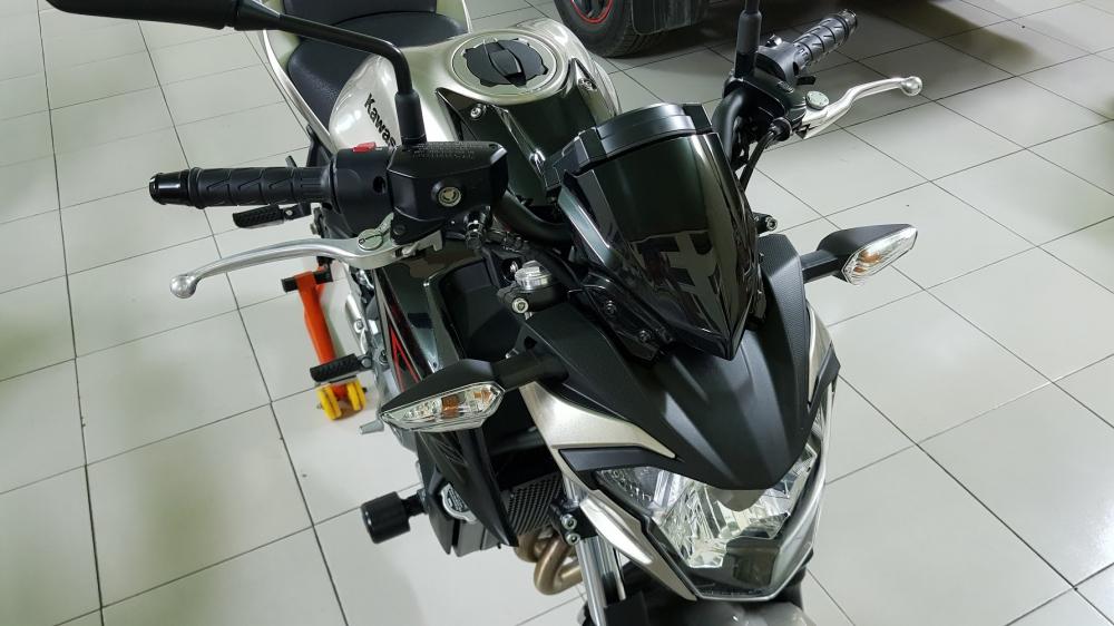 Ban Kawasaki Z65052017ABSHQCNSaigon so depodo 1k8Chinh hang con bao hanh - 8
