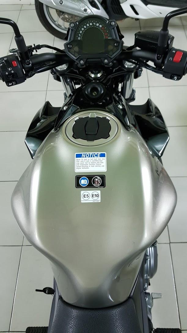 Ban Kawasaki Z65052017ABSHQCNSaigon so depodo 1k8Chinh hang con bao hanh - 22