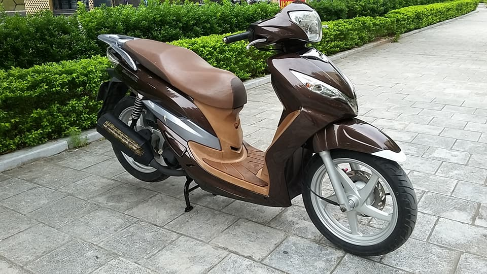 ban Shark 125cc - 4