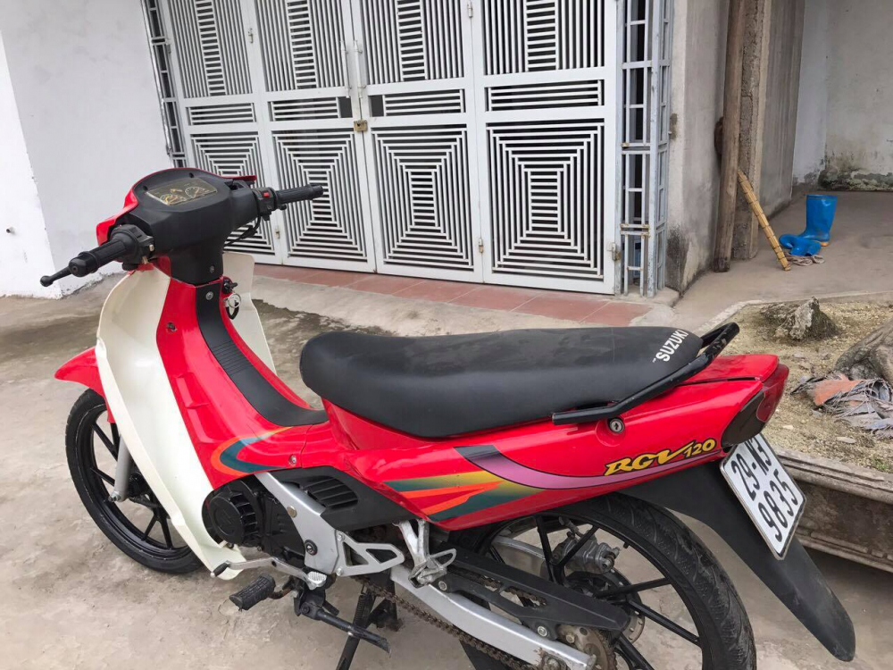 Ban xe Suzuki Xipo bien ha noi - 5