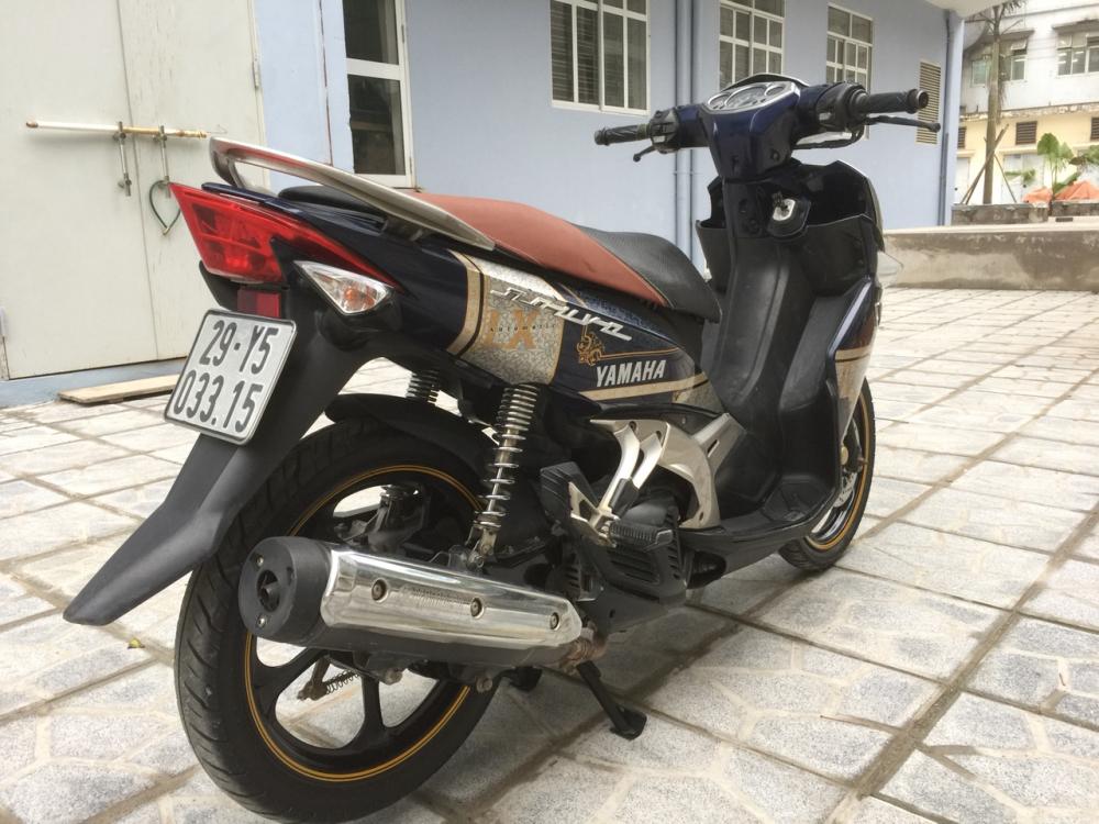 Ban Yamaha Nouvo lx 135 IV 2012 chinh chu bien HN xe cuc chat moi 90 - 5
