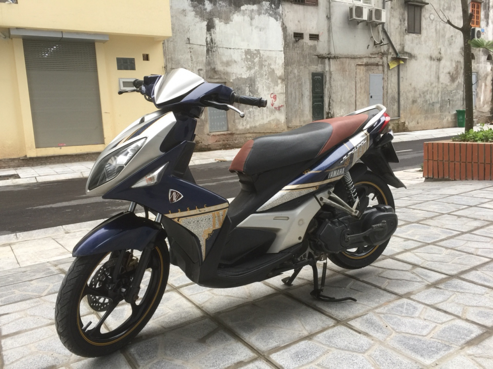 Ban Yamaha Nouvo lx 135 IV 2012 chinh chu bien HN xe cuc chat moi 90 - 6