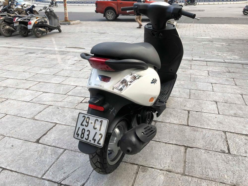 ban Zip100 Viet nam 2015 bs 29C mau trang dung 10k km 255tr chinh chu nu giu gan nhu moi - 4