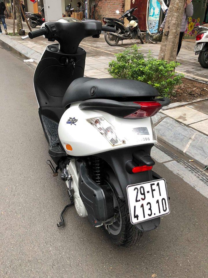 ban Zip100 Viet nam 2015 bs 29F mau trang dung 10k km 235tr chinh chu nu giu gan nhu moi - 2