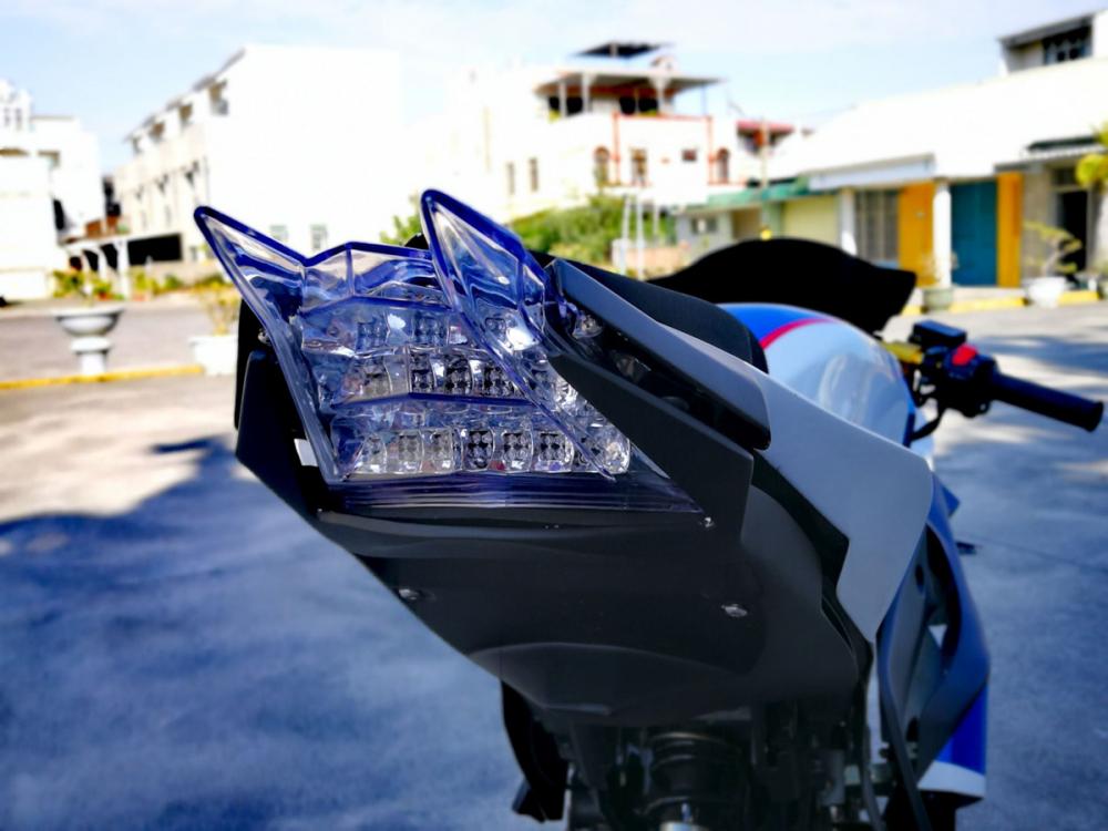 BMW S1000RR Ban do tu chiec Honda MSX 125cc kha doc dao - 9