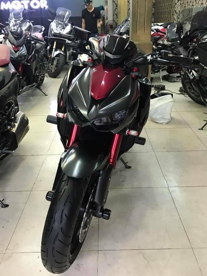 Can Ban Kawasaki Z1000 nguyen zin nha ae