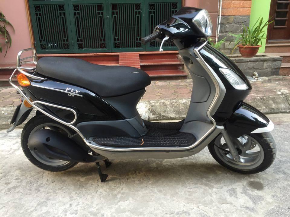 Can ban Piaggio Fly bien Hn 30F Den su dung tot gia dinh it dung 6tr500 - 3