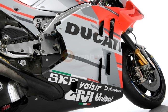 Can canh Ducati Desmosedici GP 2018 voi bo canh hoan toan moi - 15