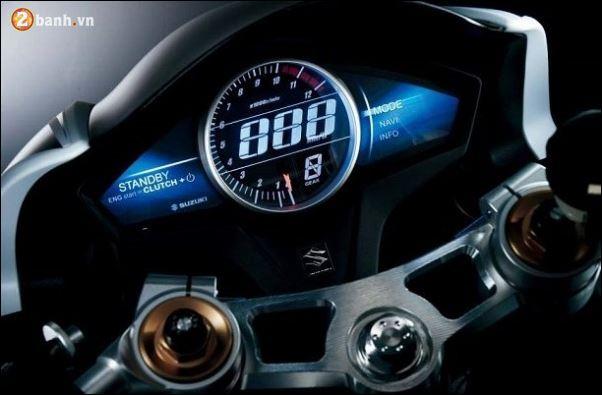 Chinh thuc lo dien mo hinh Suzuki GSX700T mang dong co tang ap - 4