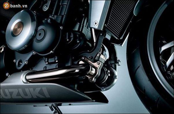 Chinh thuc lo dien mo hinh Suzuki GSX700T mang dong co tang ap - 6