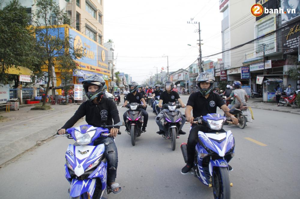Club Exciter Quang Da mung sinh nhat lan III day hoanh trang - 2