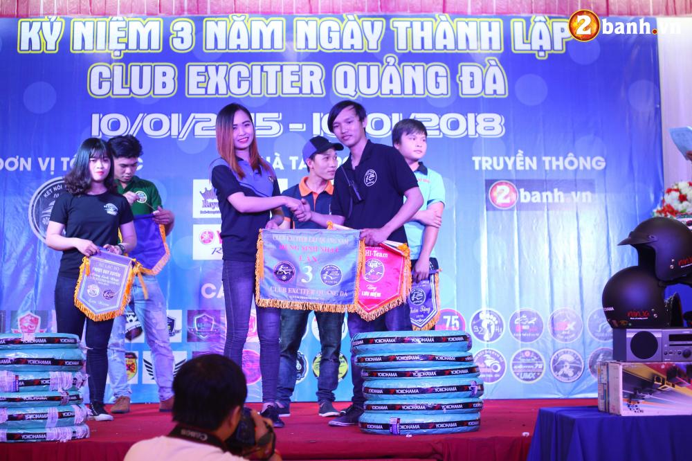 Club Exciter Quang Da mung sinh nhat lan III day hoanh trang - 30