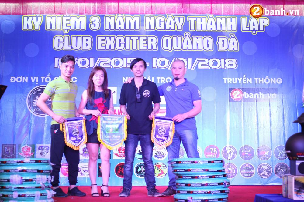 Club Exciter Quang Da mung sinh nhat lan III day hoanh trang - 35