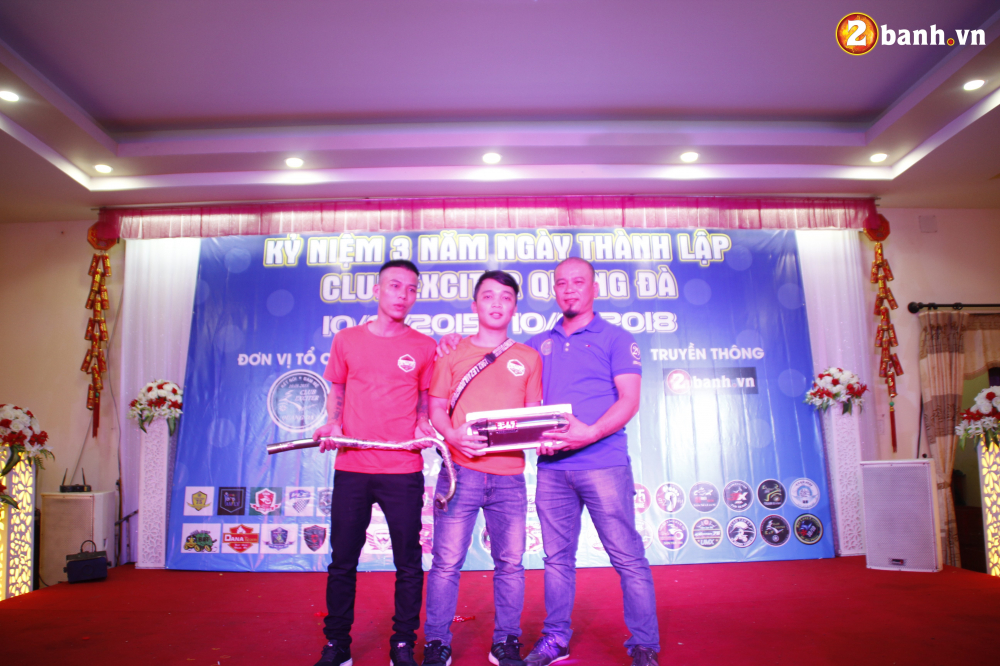 Club Exciter Quang Da mung sinh nhat lan III day hoanh trang - 41