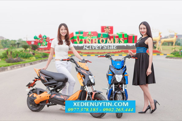 Danh gia xe may dien Xmen Plus 2018 chinh hang