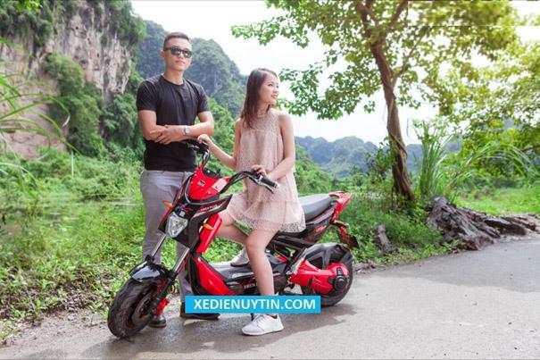 Danh gia xe may dien Xmen Plus 2018 chinh hang - 3