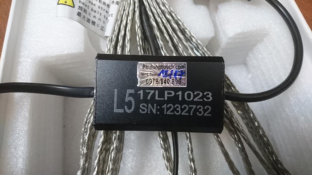 Den pha led XHP50 L5 XHP70 L7 thanh ly
