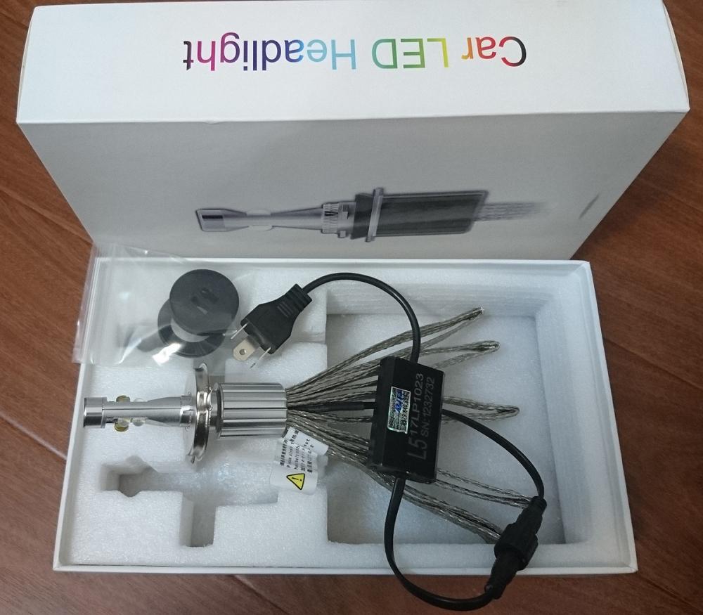 Den pha led XHP50 L5 XHP70 L7 thanh ly - 3